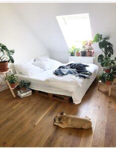 palet yatak