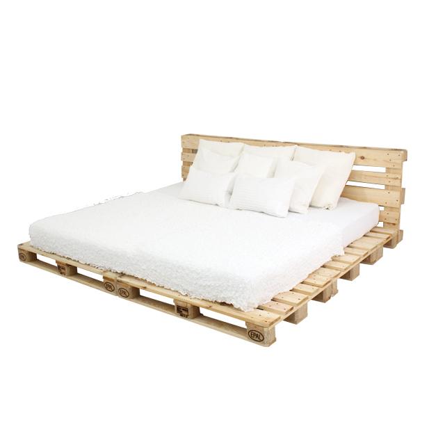 çift kişilik palet yatak